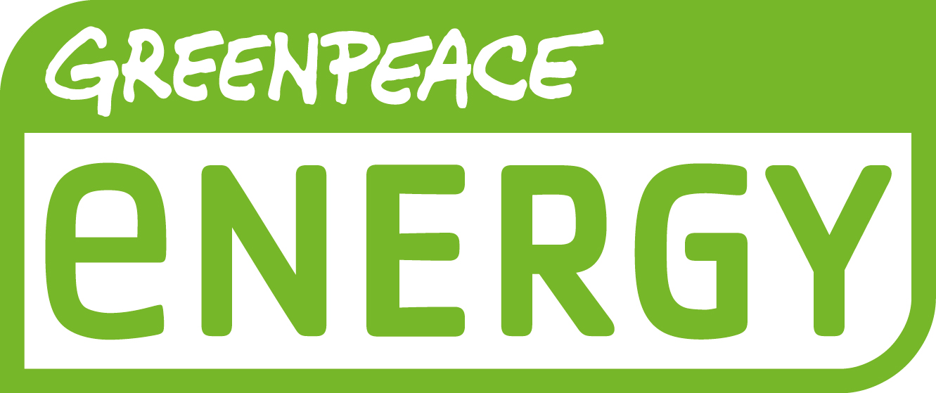 GREENPEACE ENERGY - Logo